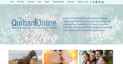 QurbaniOnline Snapshot